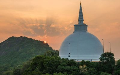Anuradhapura : the most alive of the ancient cities !