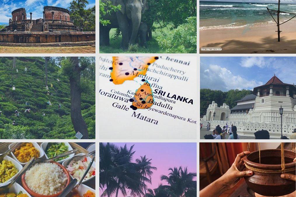 8 bonnes raisons de visiter l'île du Sri Lanka !