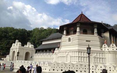 Kandy,major pilgrimage place for all Sri Lankans !